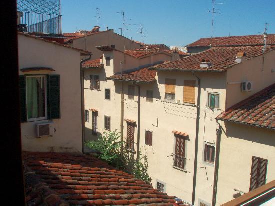 Bed & Breakfast San Lorenzo : vistas