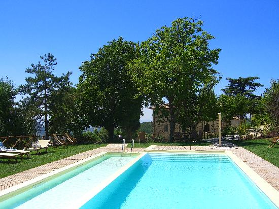 La Tavola dei Cavalieri: The Swimming Pool