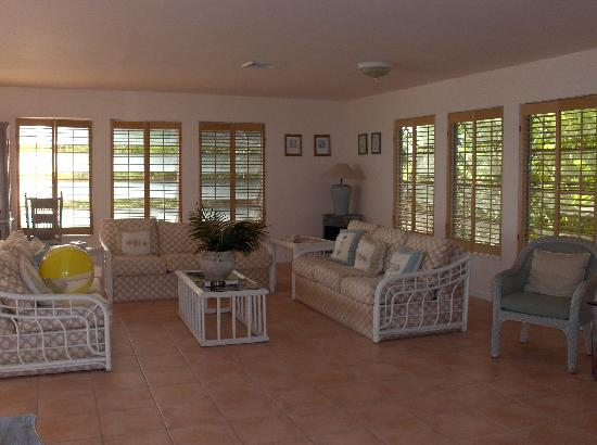 Anegada Reef Hotel : Interior Setting Point villa