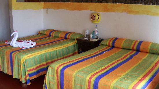 Hotel Palacios: room