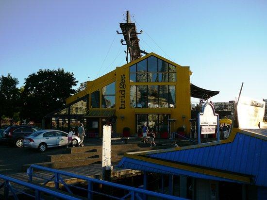 Cheap Restaurants Granville Island