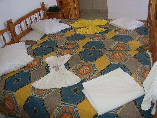 Blue Sea Hotel: Zimmer