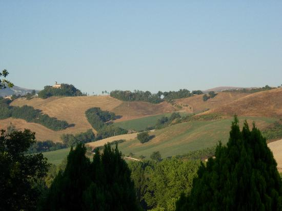 Locanda della Valle Nuova : Another great view from the apartment