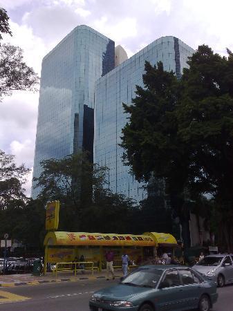 Melia Kuala Lumpur: The hotel
