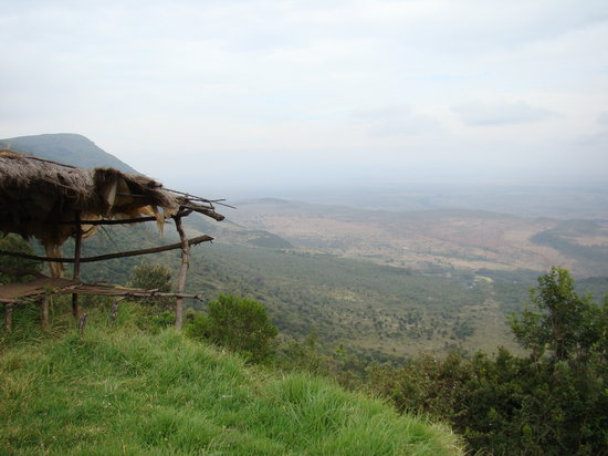 Район Туркана, Кения: View of Rift Valley, Kenya