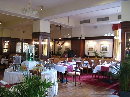 Hotel Uckermark: Breakfast
