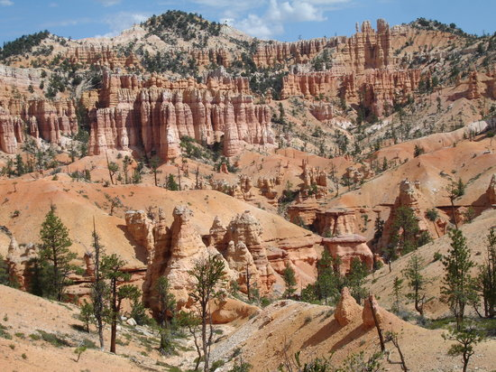 Тропик, Юта: Beautiful Bryce!