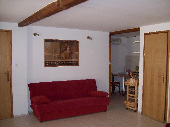 Apartments Antuninska : Living Room