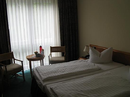 The Royal Inn Park Hotel Fasanerie: Room