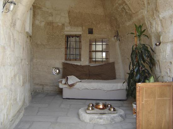 Aydinli Cave Hotel: my point of interest - relaxation