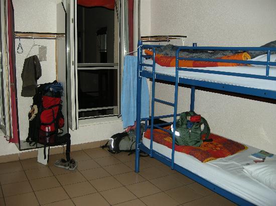 Auberge International des Jeunes: 4-bed female ensuite