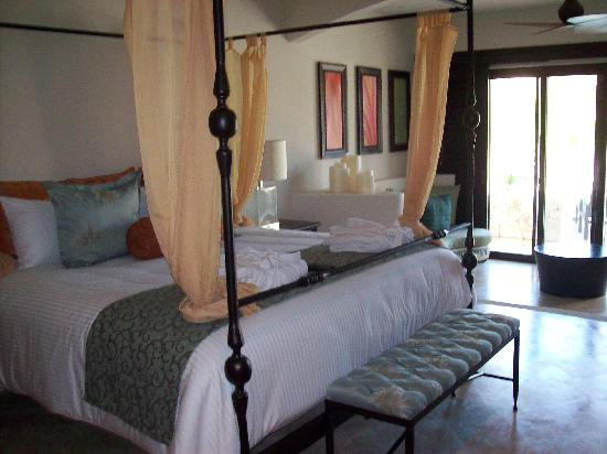 Secrets Maroma Beach Riviera Cancun: Swim-out Junior Suite