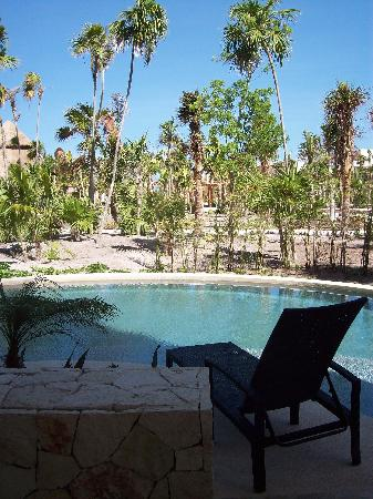Secrets Maroma Beach Riviera Cancun: Building 12 Swim-out Pool