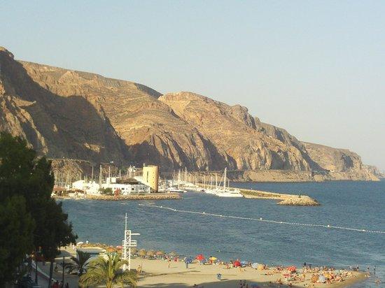 Hotel ATH Portomagno: Puerto desde el balcon