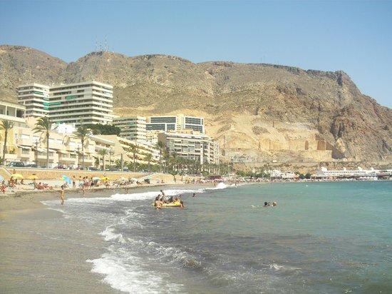 Hotel ATH Portomagno: Playa y Paseo maritimo