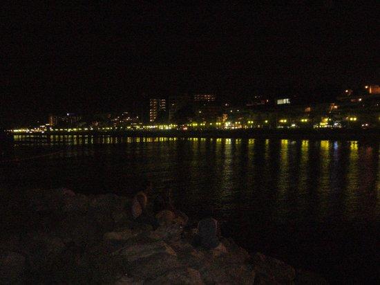 ALEGRIA Portomagno: Paseo Maritimo Nocturno