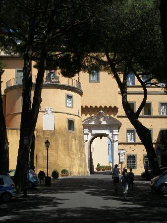 Castel Gandolfo - Palais Papal