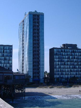 Seaglass Tower Picture Of Seaglass Tower Myrtle Beach