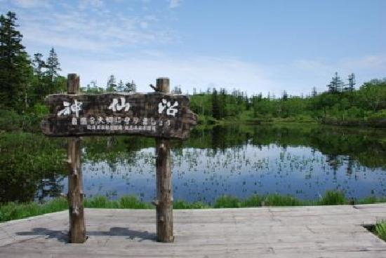Kyowa-cho, Giappone: 神仙沼