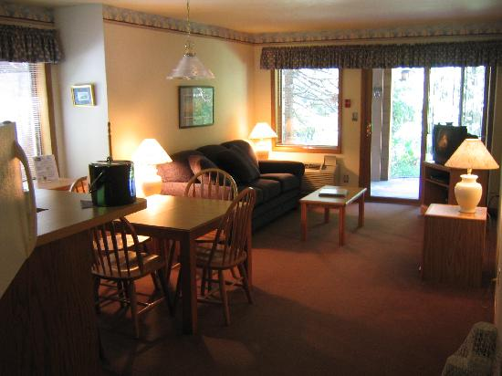 """The Landing Resort: A """"Captains"""" room (view 1)"""