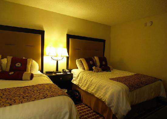Ramada Gainesville: Beds