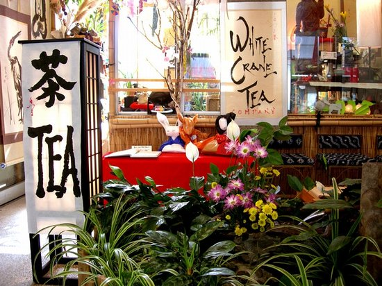 White Crane Tea Company