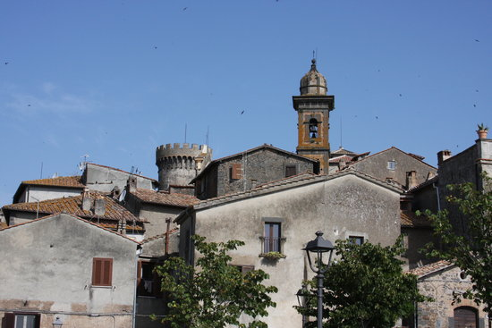 Restaurants in Bracciano: vegetarisch