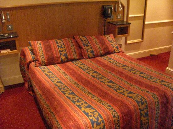 Morgan Hotel: Nice comfy bed