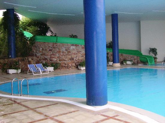 Cap-Bon Kelibia Beach Hotel & Spa: Piscina interna