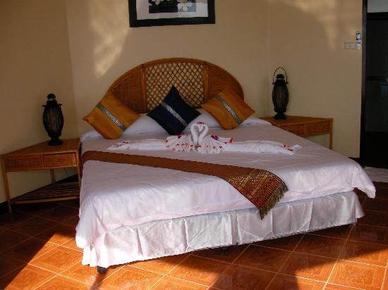 Wiesenthal Resort Bungalows: notre chambre