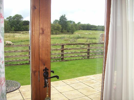 Brickfields Farm: View from room
