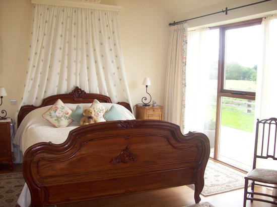 Brickfields Farm: Most comfortable bed!