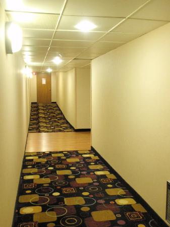 The Woodlands Resort, An Ascend Collection Hotel: typical hallway
