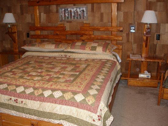 Mayan Dude Ranch: Our room