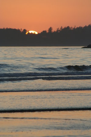 Tofino, Kanada: sundown