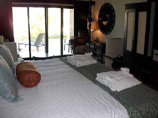 Secrets Maroma Beach Riviera Cancun : Junior Swim Up Room