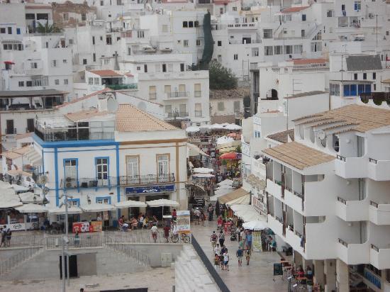 Varandas de Albufeira: old Town