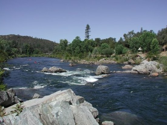 The American River (in Coloma CA)