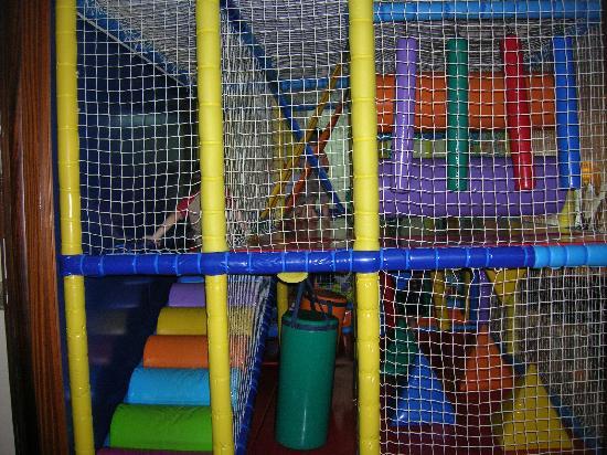GHT Oasis Park & SPA: zona recreativa para niños