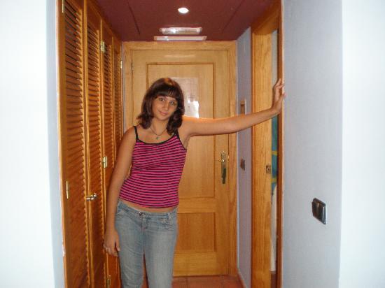 Cases de Sant Jaume : Habitación Hotel