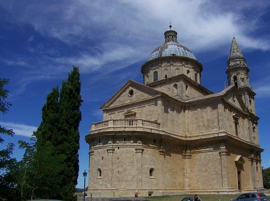 Montepulciano, İtalya: Foto 3 con Kodak Z710 e Grandangolo