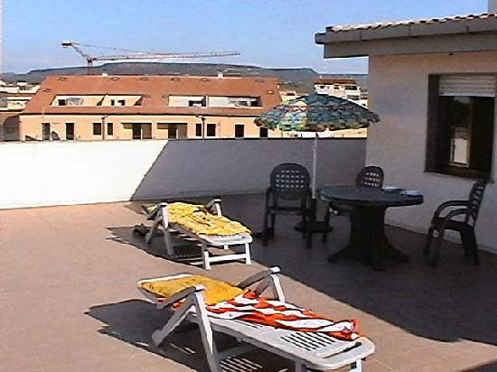 Alghero Catalan B&B and Flat : Roof 2