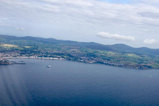 Silvercraigs: Flying into IOM