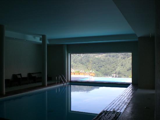 Aquafalls Spa Hotel : The internal pool