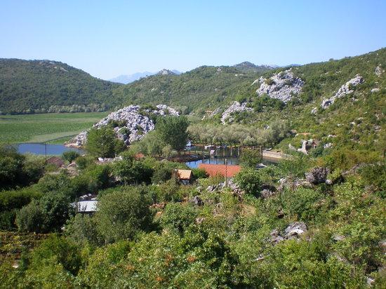 Podgorica, Monténégro : Karuc
