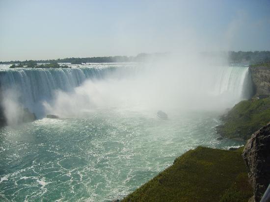 Canadá: chute de niagara