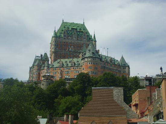 Canadá: ville de Quebec