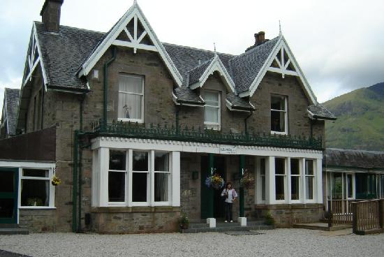 Letterfinlay Lodge Hotel: il lodge