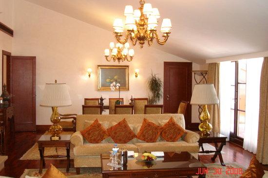 Four Seasons Hotel Istanbul at Sultanahmet: Presidential suite - Amazing