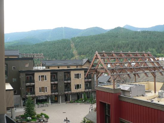 Fun in the summer silver mountain resort lodging for Silver mountain cabins